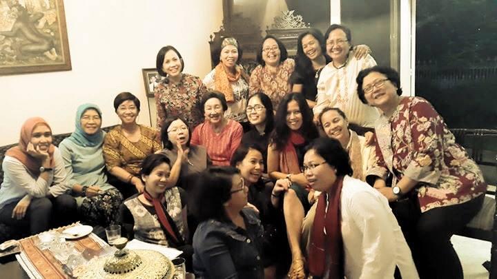 Berkumpul dengan Para Feminis Jakarta