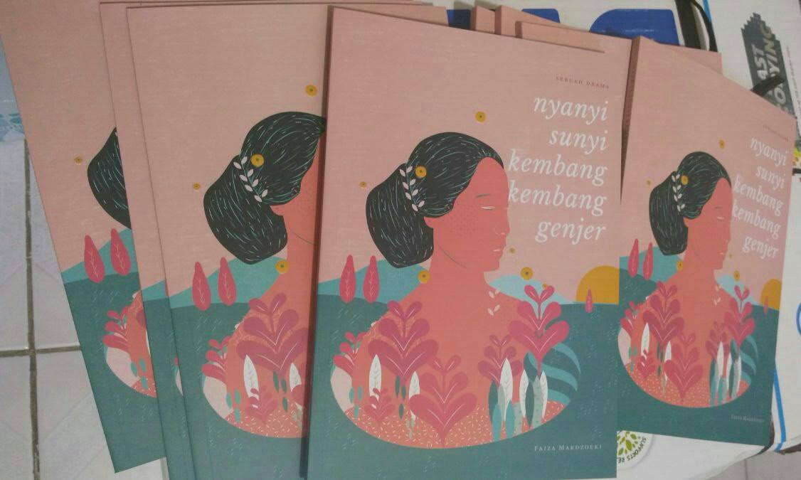 Book Launching- Kembang Genjer 2