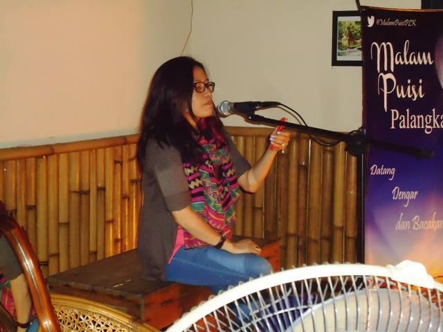 Malam Puisi, Palangkaraya 2014