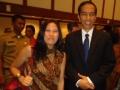 Bersama Jokowi Balai agung City Hall Jakarta