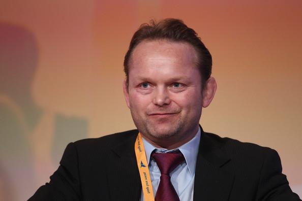 Stig Traavik, Norwegian ambassador. (Antara Photo/Widodo S. Jusuf)