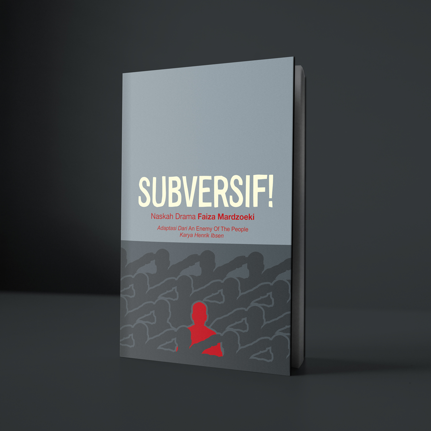 SUBVERSIF! (Published by Djaman Baroe, 2016