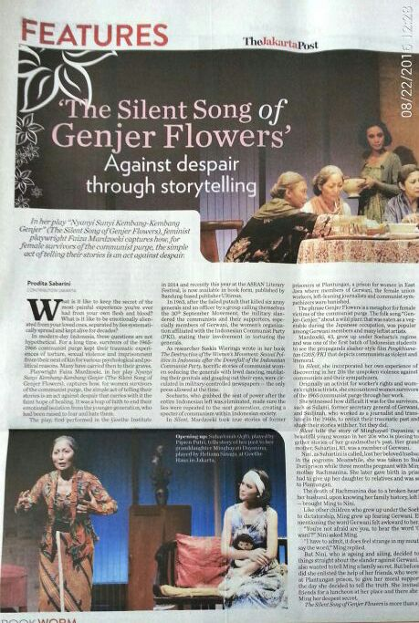 The Silent Song of Genjer Flowers 2
